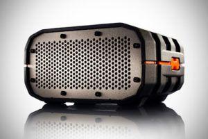 Speaker bluetooth con scocca rinforzata