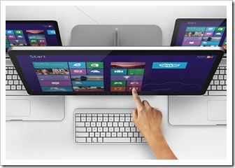 PC All in One Touchscreen