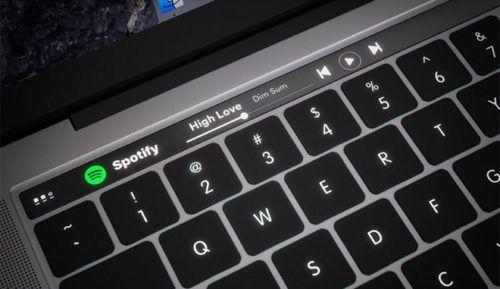 La Touchbar è una buona idea, ma sacrifica i tasti funzione e non aggiunge un gran valore all'utilizzo professionale.